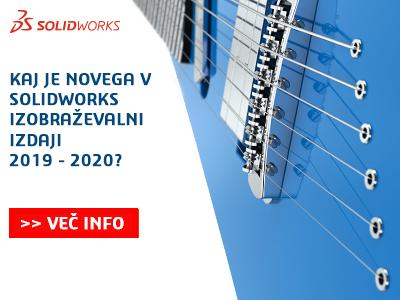 Izobraževalne licence SOLIDWORKS 2019-2020   SolidWorld si