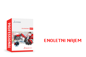 SOLIDWORKS Professional Term License - 1 Year