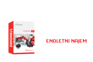 SOLIDWORKS Standard Term License - 1 Year
