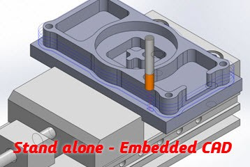 SolidCAM Bundle: SolidCAM XPRESS Milling + SolidWorks PO (Parts Only)