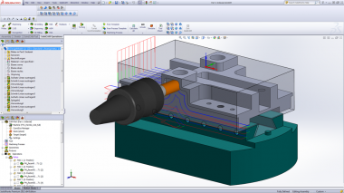 SolidWorks PO (Parts Only) + SCX