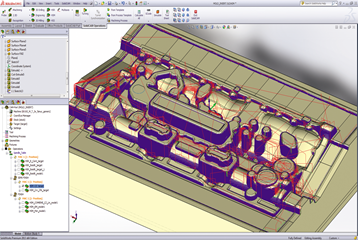 Yearly Subscription - SolidCAM HSM Module