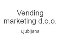 Vending marketing d.o.o.