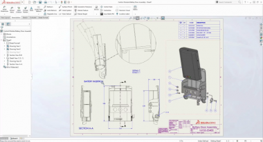 SolidWorks PDM 2017