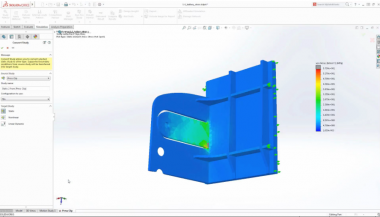 SolidWorks 2017 Simulation