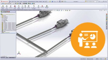 SOLIDWORKS Electrical Napredno