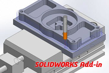 SolidCAM Xpress Add in 386x240